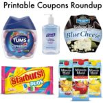 Printable Coupons Roundup: Minute Maid, Treasure Cave, PURELL & More