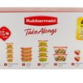 Walmart: Rubbermaid TakeAlongs Food Storage Containers for $8.48 (Reg. $10.00)