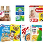 Newest Printable Coupons 07/07: Huggies, Kellogg's, Scrubbing Bubbles & More