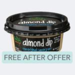Walmart: FREE Fresh Cravings® Almond Dip