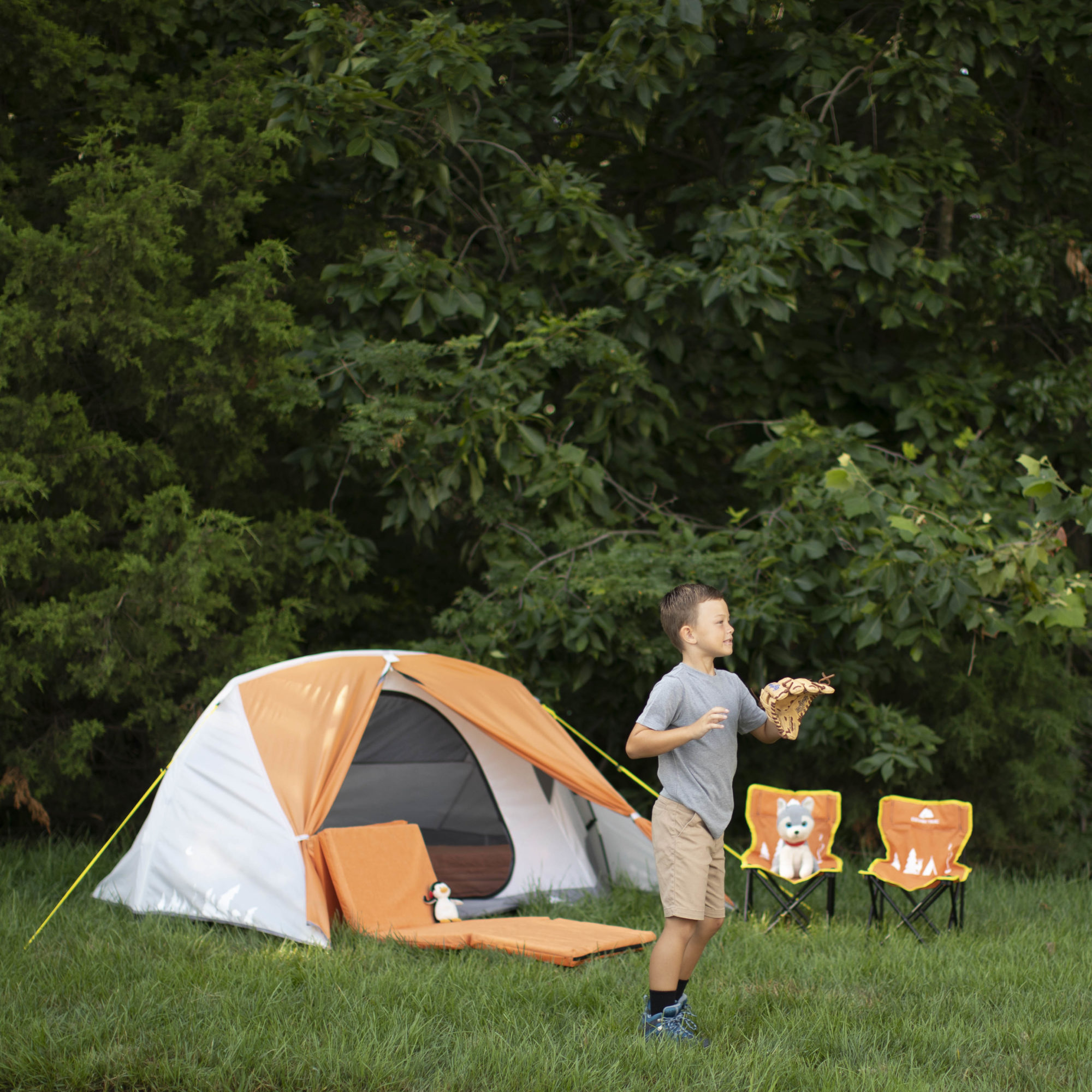 Ozark Trail 3-Person Kids Camping Tent Bundle Only $29 at Walmart (Reg $119)