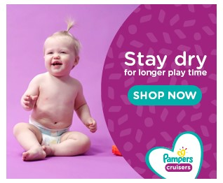 Pampers Cruisers – Great Deals