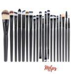 20 Pieces Makeup Brush Set $6.99