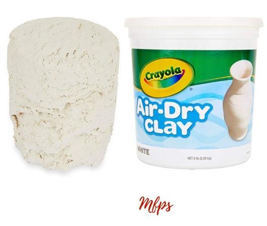 Crayola Air Dry Clay BIG 5-Pound Bucket $7.64 {Reg $13}