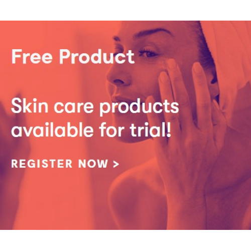 FREE Skin Care Products Home Testers Club