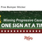 Free Bumper Stickers Of Your Choice