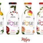 Free H2Rose Rose Water Beverage