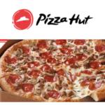 Get 50% off Pizza at PizzaHut