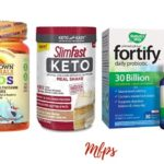 Newest Printable Coupons: SlimFast, Fortify, Sundown and More