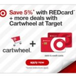 $40 Off $100 Target Purchase Coupon w/ REDcard Sign Up
