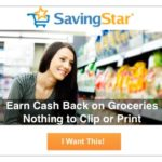 SavingStar – Grocery eCoupons (US and Puerto Rico)