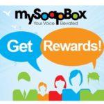MySoapBox Panel: Earn Rewards