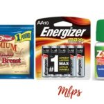 Newest Printable Coupons: Land O'Frost Tums, Colgate, Energizer and More