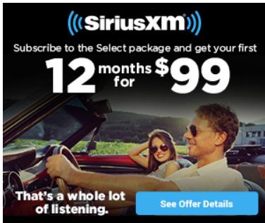 SiriusXM – Essential Streaming