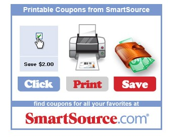 SmartSource Grocery Coupons – Print Valuable Coupons at home!
