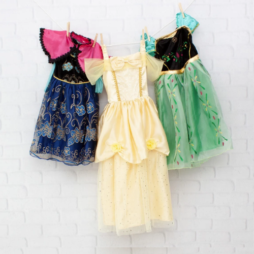 Amazing Princess Dresses only $27.98 Shipped!