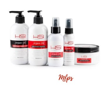 photo about Ogx Printable Coupon called No cost HSI Proficient Argan Oil Hair Technique Pattern