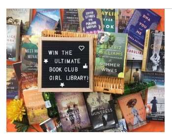 HarperCollins Book Club Girl Summer Sweepstakes