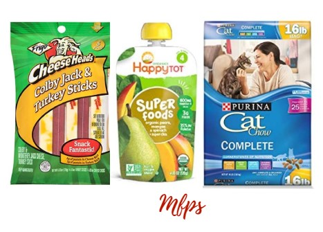 image relating to Puffs Coupons Printable called Most recent Printable Discount coupons: Frigo, Pleased Youngster, Purina and Additional