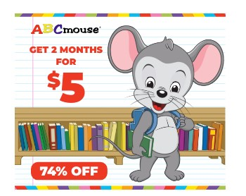 ABCmouse.com – $5 for 2 Months