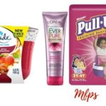 Newest Printable Coupons: Huggies, Aleve, Glade, Dove, Kibbles and More