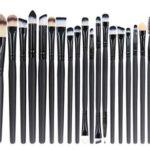 EmaxDesign 20 Pieces Makeup Brush Set $6.99