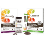 FREE 30-day supply of CocoaVia Cocoa Extract Supplement