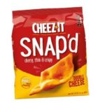 Free Sample of Cheez-It Snap'd From DigiTry
