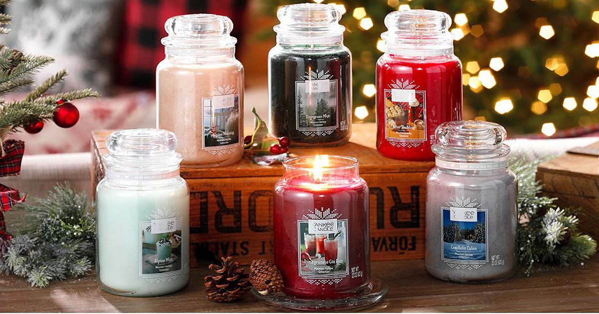 Yankee Candle: 40% Off Entire Purchase