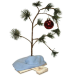 Charlie Brown Christmas Tree 24 Inch ONLY $9.99 (Reg $20.99) & FREE Shipping at Amazon
