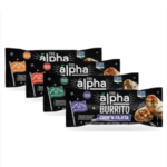 FREE plant-based burrito from Alpha Foods