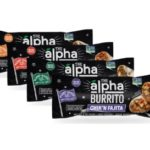 Free Alpha Foods Burrito From Social Nature