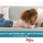 Free $15 Amazon Credit & 40% Off FreeTime Unlimited Family Plan