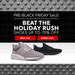 Score Black Friday Deals Now New Balance Shoes up to 70% OFF!