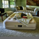 Serta 16-Inch Raised Queen Air Mattress for as low as $46.55 + FREE Shipping at Target!