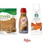 Newest Printable Coupons: SlimFast, Nestle, Starbucks, Horizon and More