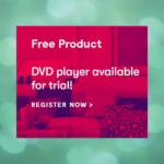 FREE DVD Player at Home Tester Club
