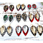 Trendy Christmas Earrings are ONLY $11.99 (Reg $28) Shipped!