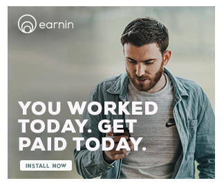 Earnin App: Get Paid Whenever You Want