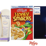 Newest Printable Coupons: Kellogg's, Aveeno, Mrs Meyer's and More