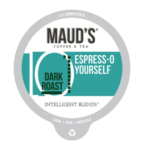 100-Pack of Maud's Espresso Blend Coffee Pods ONLY $29 + FREE Shipping!