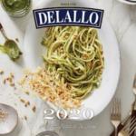 DeLallo 2020 FREE Calendar Giveaway