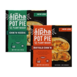 FREE Plant-Based Handheld Pot Pie from Alpha Foods