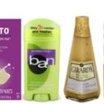 Newest Printable Coupons: Ban, ZonePerfect, Align, Sudafed and More