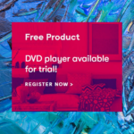FREE Product DVD Player from Home Testers Club