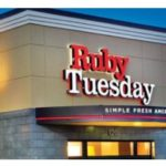 Free Burger on Your Birthday at Ruby Tuesday