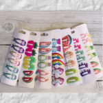 Fun & Happy Snap Hair Clips ONLY $ 7.98 (Reg $15) Shipped!