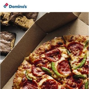 FREE Domino's Pizza Gift Cards