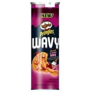 FREE Pringles Wavy Potato Crisps at Walmart with Ibotta