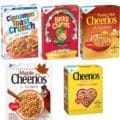 General Mills Cereal as low as $1.49 at Walgreens